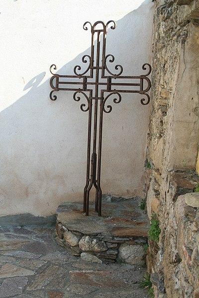 Saint-Martin-de-Larçon (Hérault) - croix.