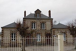 Saint-Martin-du-Bec Commune in Normandy, France