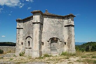 Saint-Restitut - Chapel of the Saint-Sépulcre