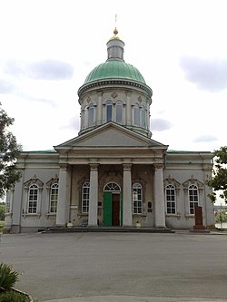 Saint cross in rostov-on-don