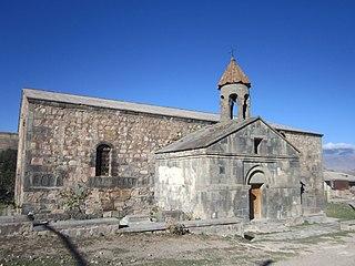 Brnakot Place in Syunik, Armenia