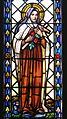 Saint Peter Catholic Church (Millersburg, Ohio) - stained glass, St. Thérèse de Lisieux.jpg