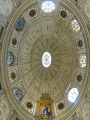Seville Cathedral - Renaissance vault