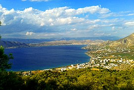 Salamina bay, Greece - panoramio.jpg