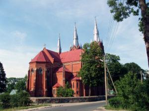 Salantai - Salantai Church