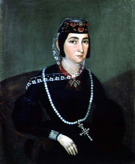 Salome chavchavadze