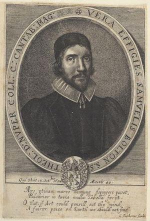 Samuel Bolton - Samuel Bolton