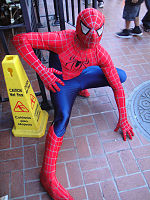 File:San Diego Comic-Con 2011 - your friendly neighborhood Spider-Man (5993391370).jpg