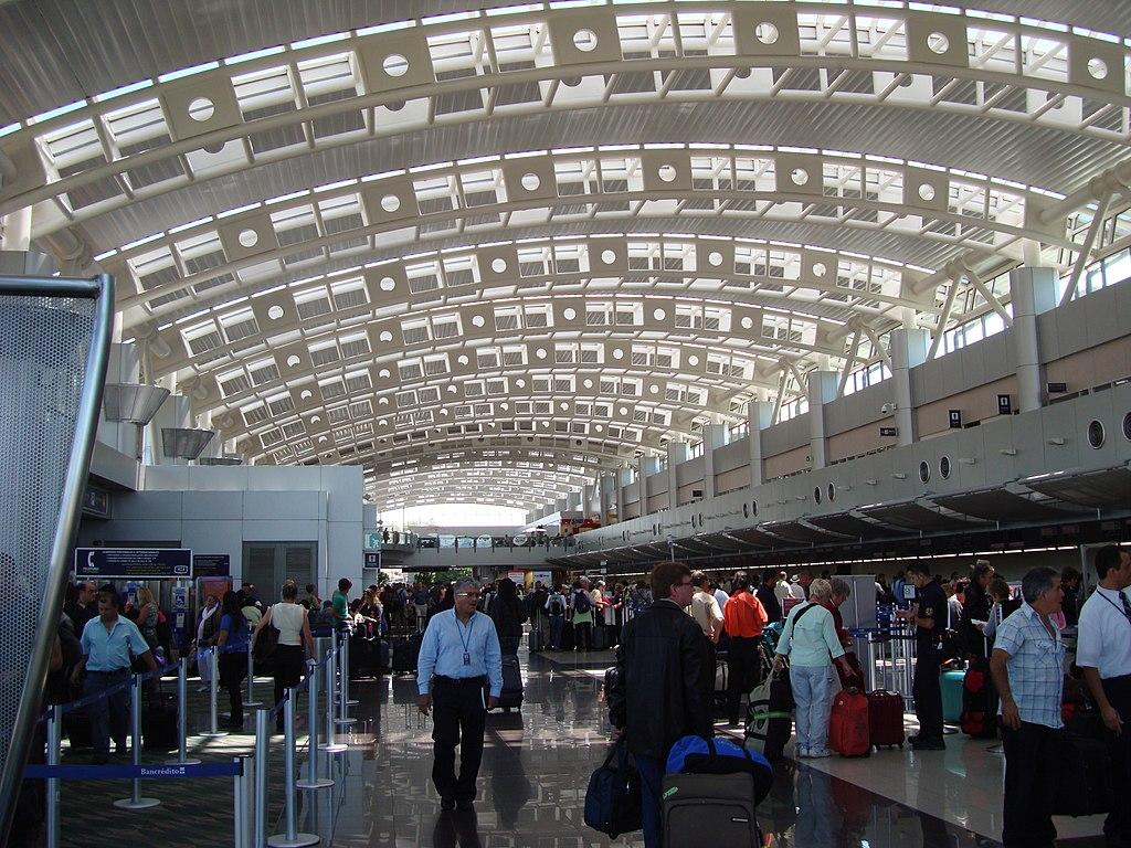 San Jose Airport Rental Car Terminal