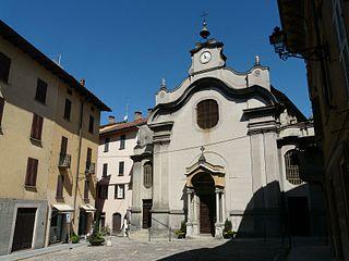 San Sebastiano Curone Comune in Piedmont, Italy