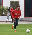 Sandro Wagner Training 2018-10-09 FC Bayern Muenchen-3.jpg