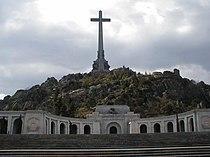 Santa Cruz del Valle de los Caídos.