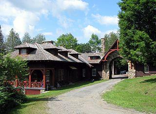 Santanoni Preserve United States historic place