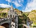 Santuario de Las Lajas, Ipiales, Colombia, 2015-07-21, DD 20.JPG
