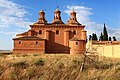 Santuario de Nuestra Señora del Pueyo (Belchite, España) 02.jpg