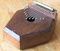 Kalimba - Wikipedia, l'encyclopédie libre 2