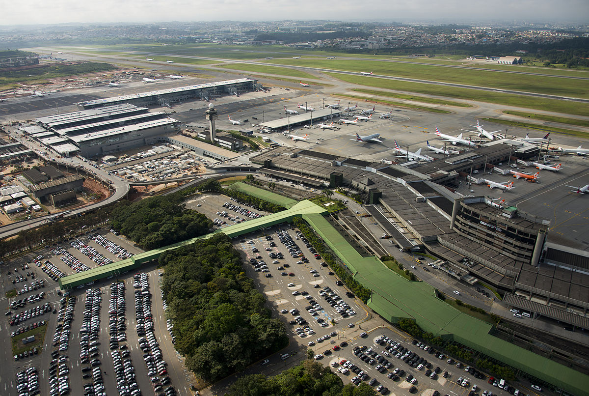 So PauloGuarulhos International Airport Wikipedia