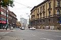 Sarajevo Tram-Stop Skenderija-Terminus 2011-10-28.jpg