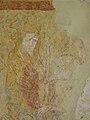 Sargé-sur-Braye (41) Église Saint-Martin Fresques Mur oriental 11.JPG