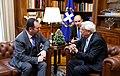 Sargsyan with president of Greece.jpg