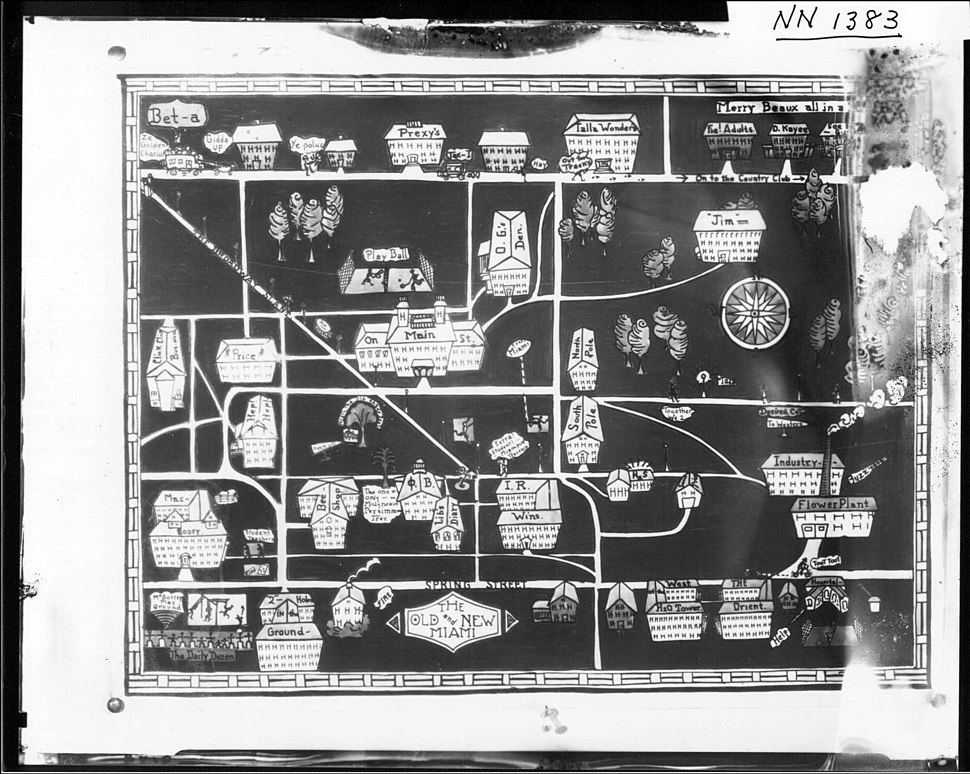 Satirical map of Miami University campus n.d. (3192347112)
