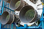 Saturn V rocket - Kennedy Space Center - Cape Canaveral, Florida - DSC02781.jpg