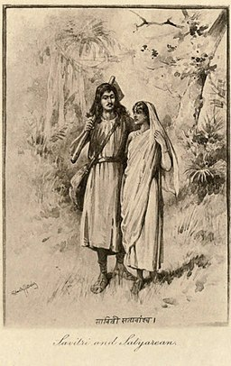 Savitri and Satyavan 2