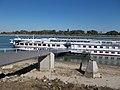 Scenic Opal Ship at Fort Monostor in Komárom, Komárom-Esztergom County, Hungary.jpg