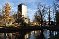 Schloss Bruck mit Schlossteich.JPG