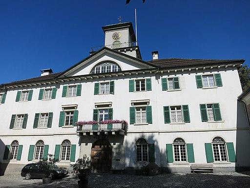 Schloss Reichenau GR 02