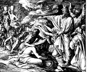 Schnorr von Carolsfeld Bibel in Bildern 1860 052