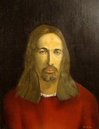 Werner Schroeter -  Portrait by Reginald Gray Paris. 1974.