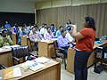 Science Career Ladder Workshop - Indo-US Exchange Programme - Science City - Kolkata 2008-09-17 01430.JPG
