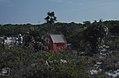 Scientists' camp on Little San Salvador (38154513294).jpg