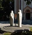 Sculptur Pfarrkirche Piesting DSC 2013w.jpg