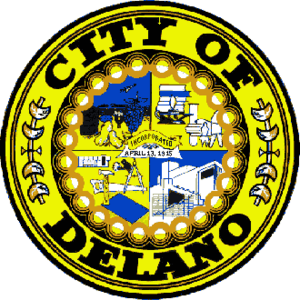 Delano, California - Image: Seal of Delano, California