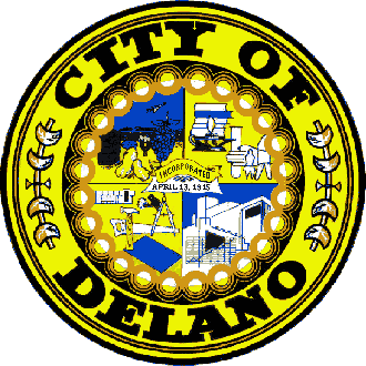 Official seal of Delano, California