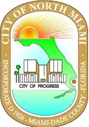 North Miami, Florida - Image: Seal of North Miami, Florida