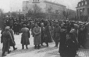 В севастополе 6 октября 1917 года