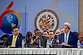 Secretary Kerry Addresses a Plenary Session of the OAS General Assembly in Santo Domingo (27595274861).jpg