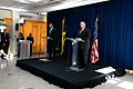 Secretary Pompeo Holds a Joint Press Availability with Jamaican Prime Minister Holness (49428942678).jpg