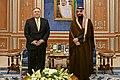 Secretary Pompeo Meets With Saudi Crown Prince Mohammed bin Salman (32862953548).jpg