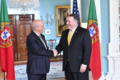 Secretary Pompeo Shakes Hands with Portuguese Foreign Minister (42939955251).png