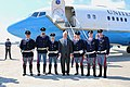 Secretary Tillerson Poses for a Photo With Italian Air Force Members at Pisa Military Airport (33816023742).jpg