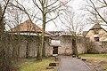 Seegartenweg, Stadtmauer Würzburg, Heidingsfeld 20180310 003.jpg