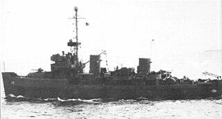 USS <i>Seer</i> (AM-112) American warship