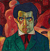 Self-Portrait (1908 or 1910-1911) (Kazimir Malevich).jpg