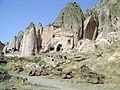 Selime Village - Cappadocia - Selime Köyü - panoramio.jpg