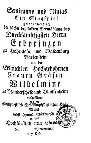File:Semiramis und Ninias (Ein Singspiel, 1786).djvu