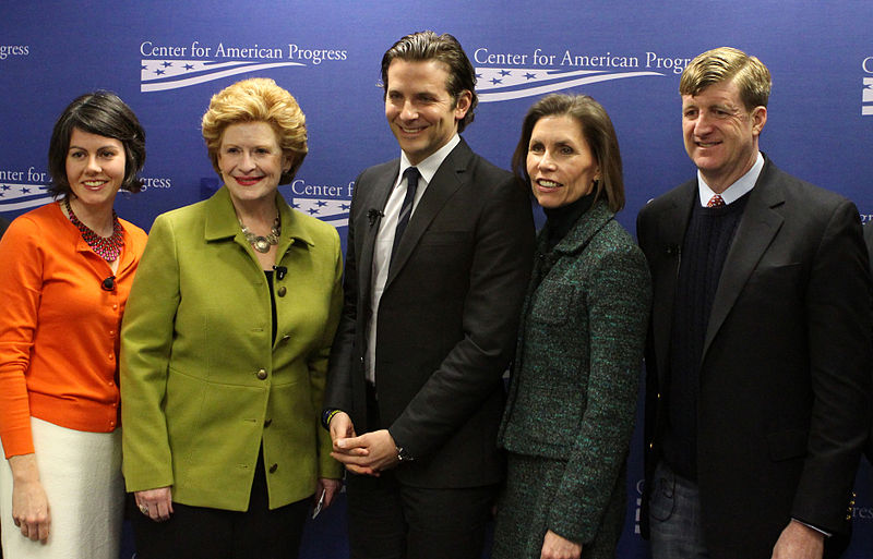 File:Senator Debbie Stabenow with Bradley Cooper.jpg